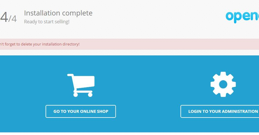用免费的OpenCart快速搭建符合亚马逊品牌备案要求的独立网站 购物按钮和结算功能齐全 31