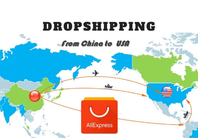 一个人如何做跨境电商(七)-如何用Dropshipping代发货开始最简单的跨境电商 1