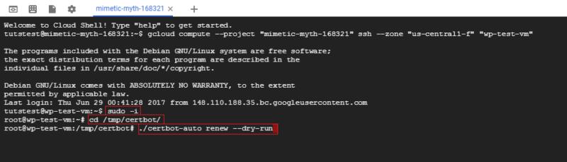 Magento跨境电商独立站运营系列教程(五) 一步到位 谷歌云平台为magento自建站部署SSL安全证书 24
