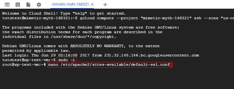 Magento跨境电商独立站运营系列教程(五) 一步到位 谷歌云平台为magento自建站部署SSL安全证书 27