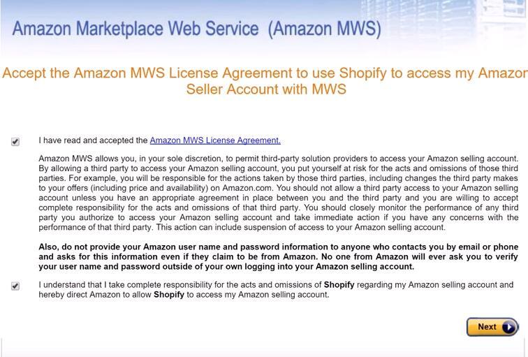 警惕跨境电商服务商的MWS授权风险 告诉你哪些服务商的授权方式违反了亚马逊政策条款 9