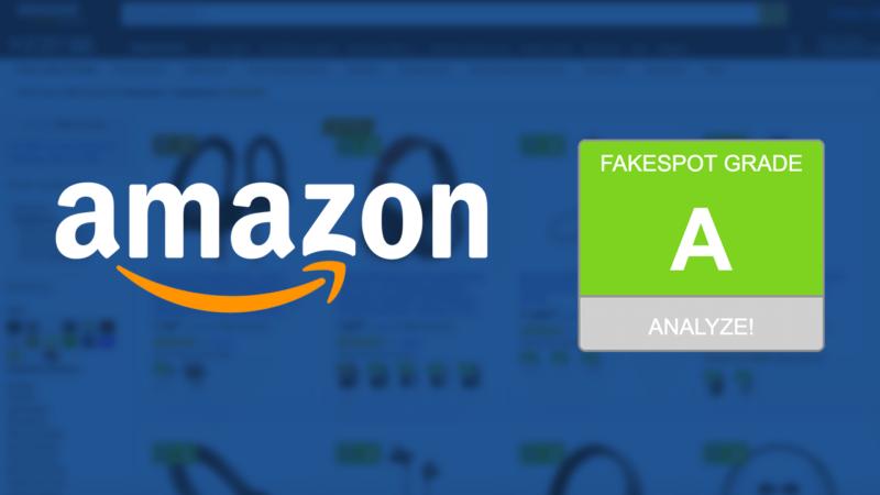 如何分辨出亚马逊上哪些产品可能存在虚假评论/亚马逊刷单?Fakespot会告诉你真相 26