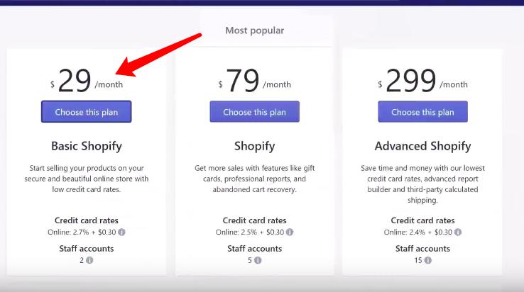 零基础学习独立自建站Shopify开店教程(七)耗时一个半小时 完整开设Shopify代发货Dropshipping独立自建站店铺 116