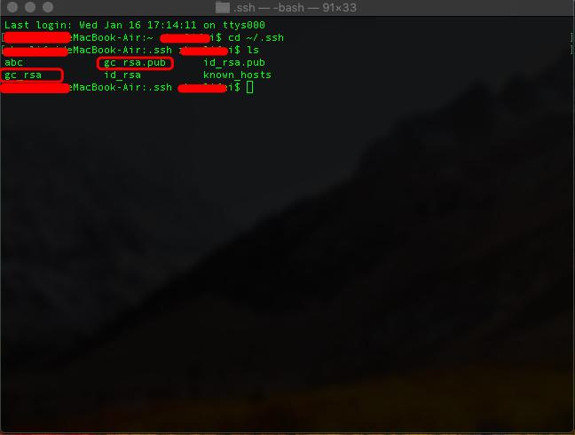 如何在苹果MacOS上通过SSH连接谷歌云上的服务器实例并使用SFTP方式上传文件 4