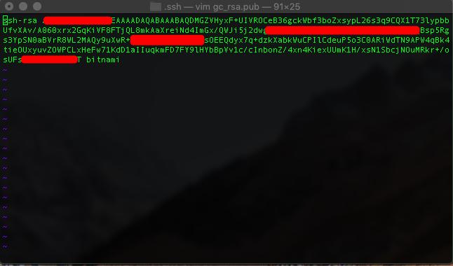 如何在苹果MacOS上通过SSH连接谷歌云上的服务器实例并使用SFTP方式上传文件 5