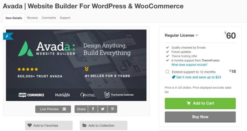 Avada主题教程 最畅销的WordPress主题模板使用指南 66