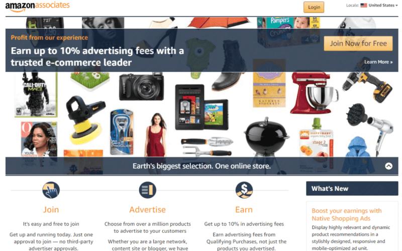 不做亚马逊卖家也能在亚马逊上赚得盆满钵满?解读低门槛低风险的亚马逊联盟项目Amazon Affiliate Program 3