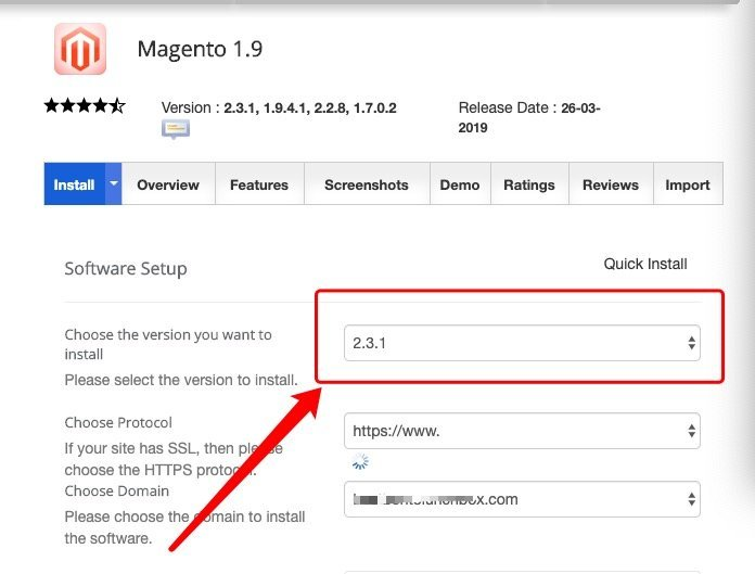 萝卜青菜各有所爱 一步一步在Siteground主机上搭建Magento独立自建站 16