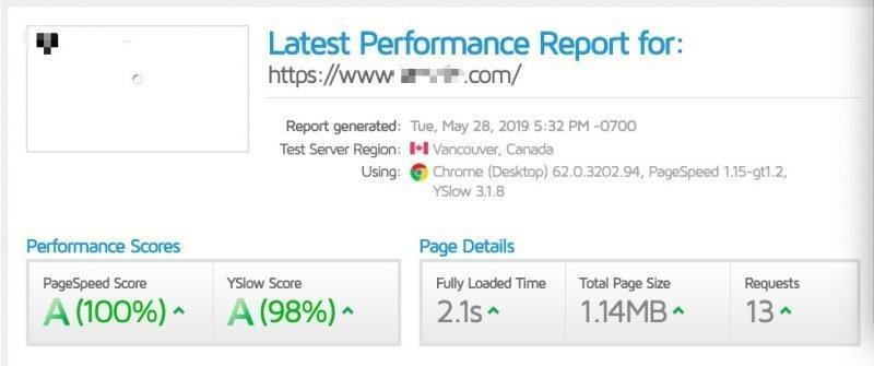 网站速度对SEO真的很重要吗?我是如何将网站速度指标优化到100分的?用追求极致的工匠精神去做好每一个提速优化工作 15