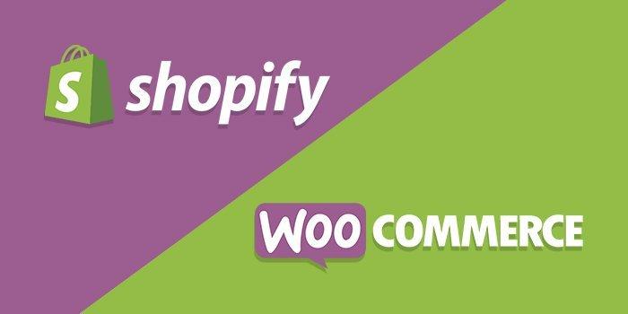 Woocommerce Shopify 比较 哪1种是更好的独立站搭建方式? 2