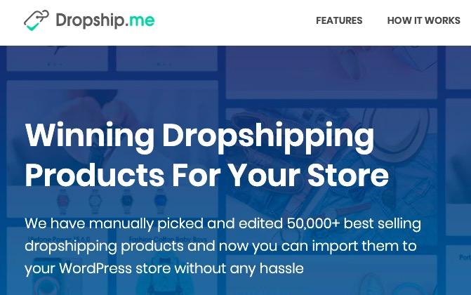 跨境电商转战Dropshipping系列 (二) Dropship.Me从速卖通上精选精编出5万款热销产品 免费上架50款 2
