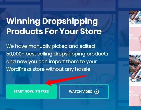 跨境电商转战Dropshipping系列 (二) Dropship.Me从速卖通上精选精编出5万款热销产品 免费上架50款 6