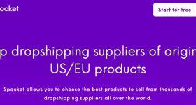 跨境电商转战Dropshipping系列 (四)利用Spocket从欧美本土供货商中挑选Dropshipping产品 欧美本土出货 时效快质量好