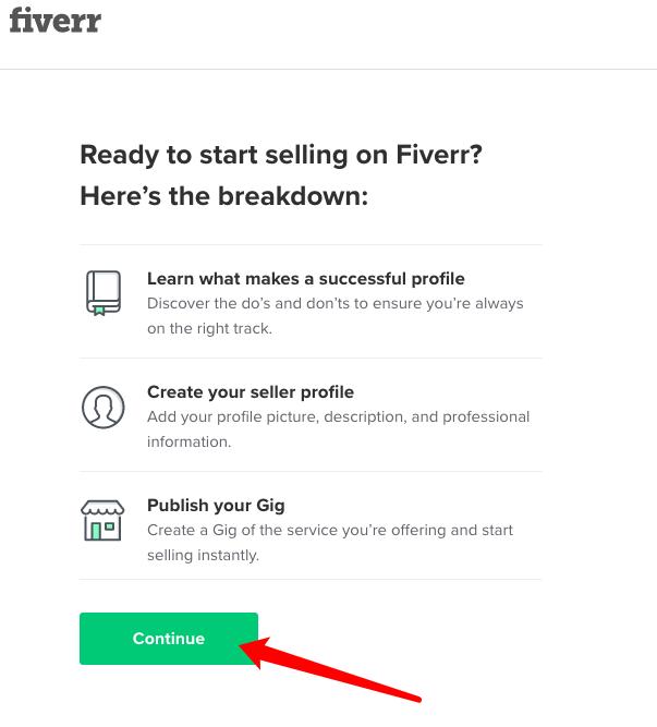 2021年Fiverr自由职业者工作任务交易平台注册与使用指南 48