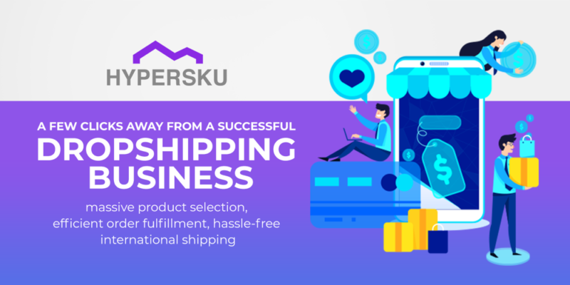 HyperSKU 采购仓储打包发货一站式创新服务平台 专业的事情交给专业的人去做 18