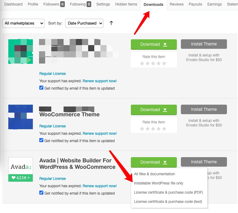 Avada主题教程 最畅销的WordPress主题模板使用指南 96