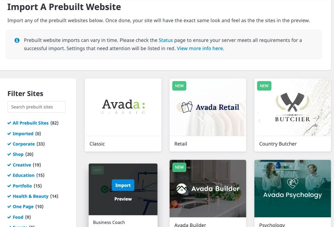 Avada主题教程 最畅销的WordPress主题模板使用指南 113
