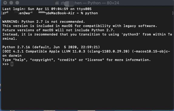 选择Macbook高效处理日常工作 了解一些操作系统知识 学习一些Linux基础命令 17