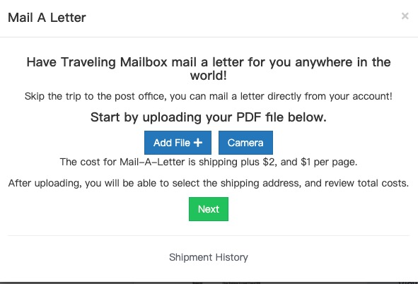 Travelingmailbox美国地址服务 最低月租15美元 收信转运 收发传真和信函 解决跨境创业需求 31