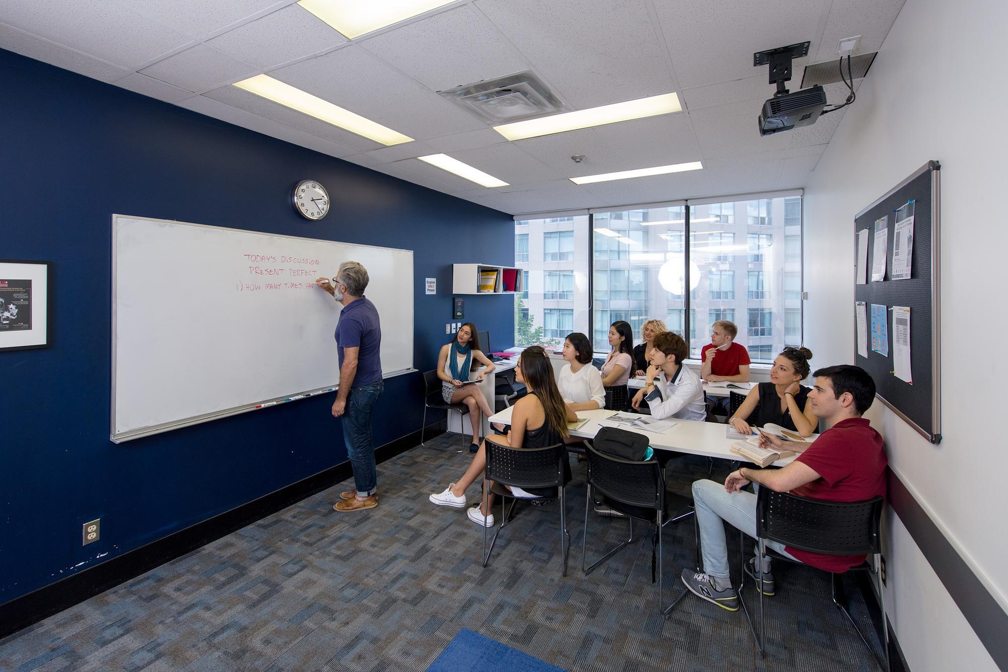 ILAC加拿大国际语言学院在线英语培训课程 我在ILAC7个月的真实学习体验 87