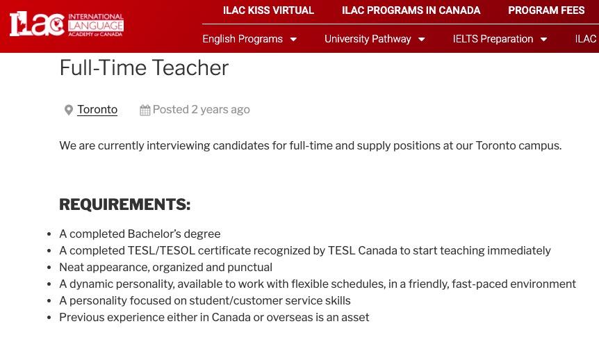 ILAC加拿大国际语言学院在线英语培训课程 我在ILAC7个月的真实学习体验 91