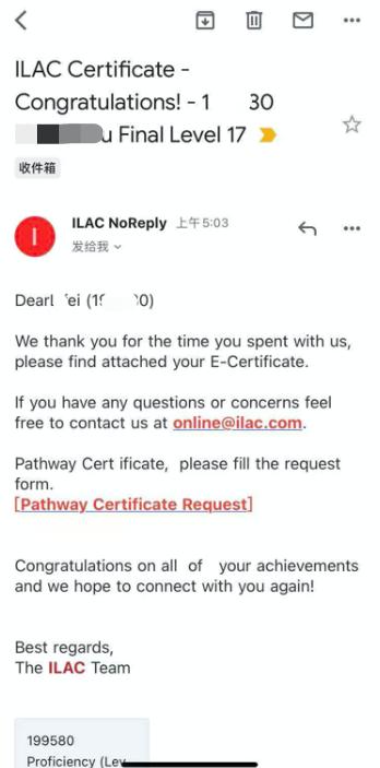 ILAC加拿大国际语言学院在线英语培训课程 我在ILAC7个月的真实学习体验 104