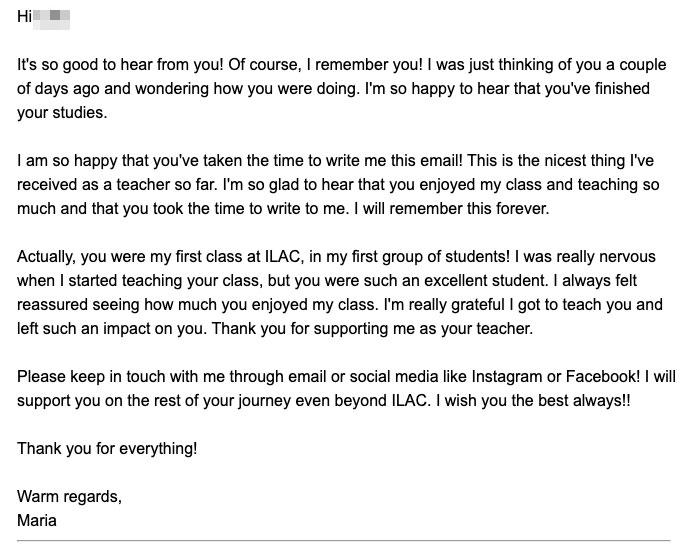 ILAC加拿大国际语言学院在线英语培训课程 我在ILAC7个月的真实学习体验 97