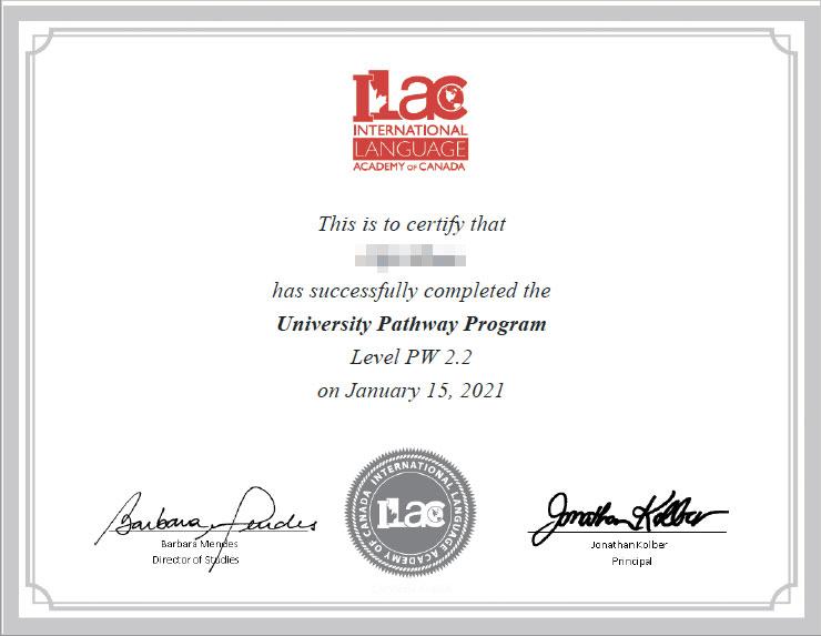 ILAC加拿大国际语言学院在线英语培训课程 我在ILAC7个月的真实学习体验 113