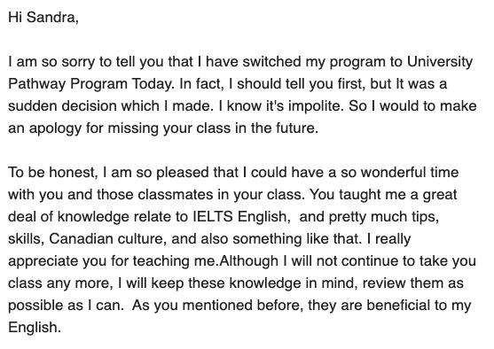 ILAC加拿大国际语言学院在线英语培训课程 我在ILAC7个月的真实学习体验 94