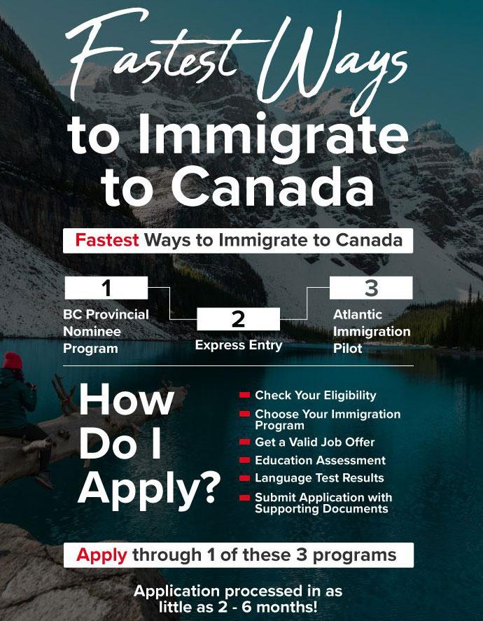 加拿大移民指南2021年 24